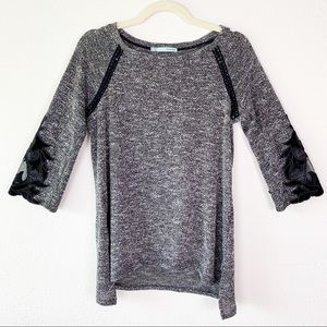 Maurice's 3/4 sleeve top size small.